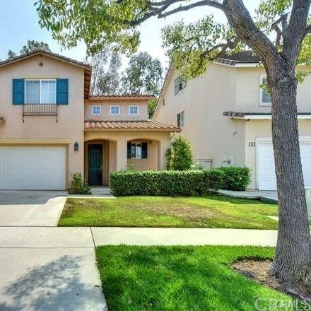 Rent this 3 bed house on 96 Millbrook in Irvine, CA 92618