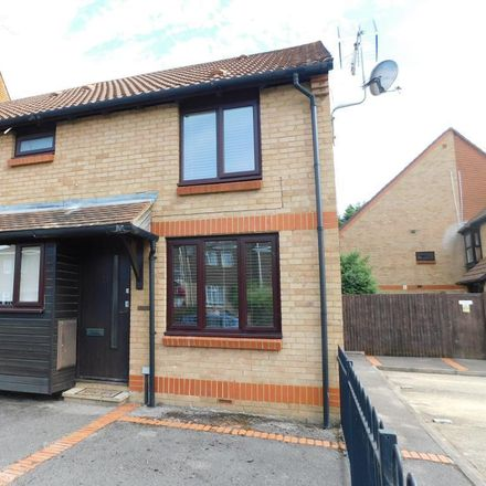 Rent this 1 bed house on Cobb Close in Datchet SL3 9HG, United Kingdom