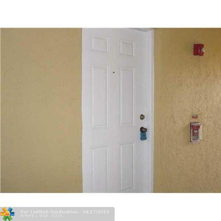 Rent this 1 bed condo on 2872 Northwest 55th Avenue in Lauderhill, FL 33313