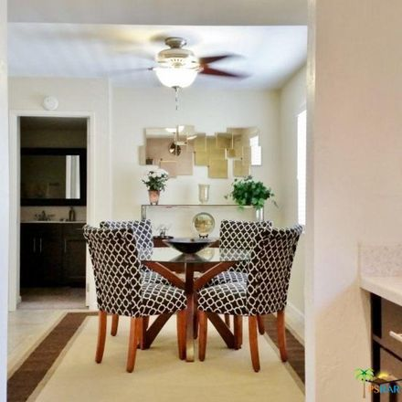 Rent this 2 bed condo on East Ramon Road in Palm Springs, CA 92264