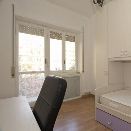 Rent this 4 bed room on Ciclabile Nomentana in 00198 Rome RM, Italy