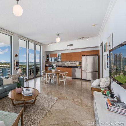 Rent this 3 bed condo on 3470 East Coast Avenue in Miami, FL 33137