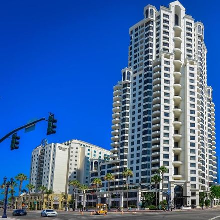 Rent this 2 bed condo on 700 West Harbor Drive in San Diego, CA 92101