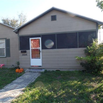 Rent this 3 bed house on 6th Ave N in Saint Petersburg, FL