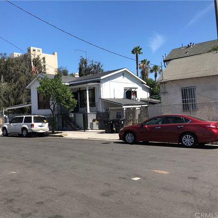 Rent this null bed apartment on 1708 East 3rd Street in Los Angeles, CA 90033