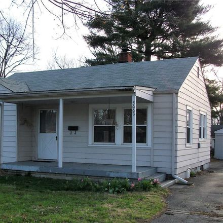 Rent this 2 bed house on 5663 Norwaldo Avenue in Indianapolis, IN 46220