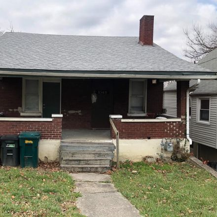 Rent this 2 bed house on 4569 Hamilton Avenue in Cincinnati, OH 45223