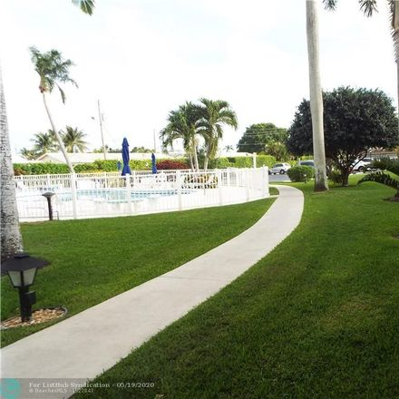 Rent this 2 bed condo on 2541 Northeast 11th Street in Pompano Beach, FL 33062