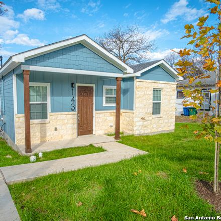 Rent this 3 bed house on 143 Anderson Avenue in San Antonio, TX 78203