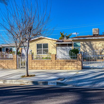 Rent this 3 bed house on 1315 West Ivesbrook Street in Lancaster, CA 93534