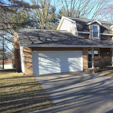 Rent this 5 bed house on 15659 Cedarmill Drive in Chesterfield, MO 63017