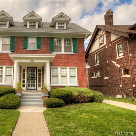 Rent this 6 bed house on 1512 Longfellow Street in Detroit, MI 48206