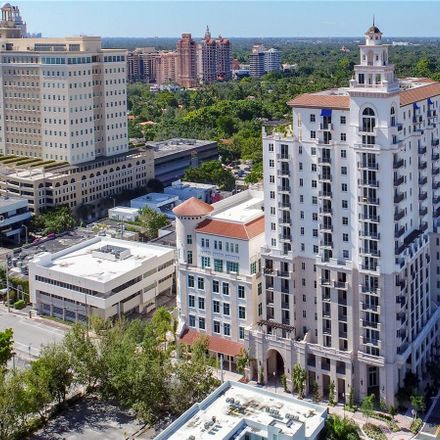 Rent this 1 bed apartment on 2000 Salzedo Street in Coral Gables, FL 33134
