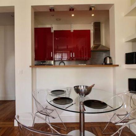 Rent this 1 bed apartment on 28 Avenue du Bel Air in 75012 Paris, France