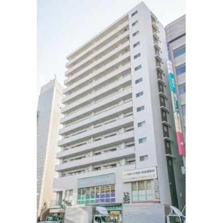 Rent this 2 bed apartment on ウェルシア 茗荷谷駅前店 in Kasuga-dori Avenue, Kohinata 4-chome