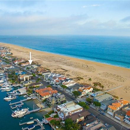 Rent this 5 bed house on 1135 East Balboa Boulevard in Newport Beach, CA 92661