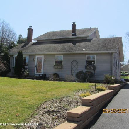 Rent this 3 bed house on 62 Summers Avenue in West Long Branch, NJ 07764