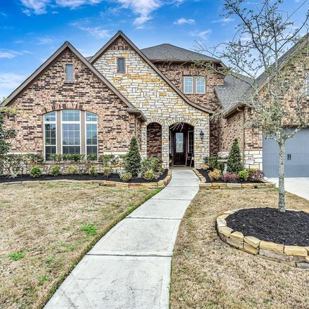 Rent this 4 bed house on Indigo Field Ln in Houston, TX