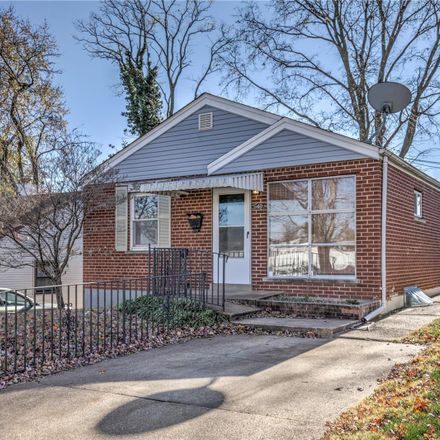 Rent this 2 bed house on 5940 Wise Avenue in St. Louis, MO 63110