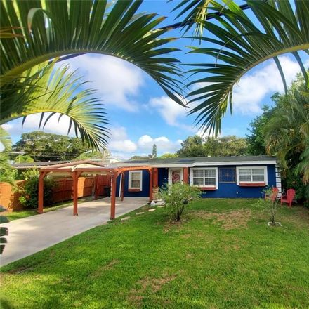 Rent this 3 bed house on 5861 67th Avenue North in Pinellas Park, FL 33781