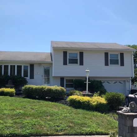 Rent this 3 bed house on 32 Phoebe Drive in Neptune Township, NJ 07753