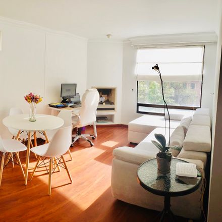 Rent this 1 bed apartment on Avenida Carrera 19 in Localidad Usaquén, 110121 Bogota