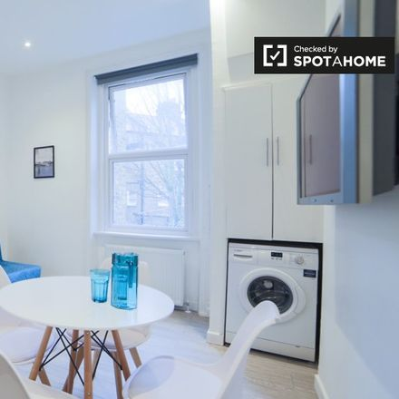 Rent this 1 bed apartment on 7 Denholme Road in London W9, United Kingdom