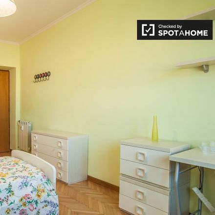Rent this 3 bed apartment on Quartiere XVII Trieste in Viale Eritrea, 00199 Rome RM