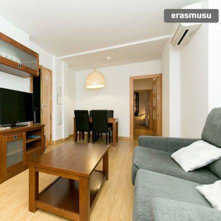 Rent this 1 bed apartment on Calle San Diego in 18005 Granada, Spain