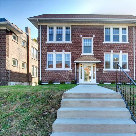 Rent this 3 bed house on 1830 Allen Avenue in St. Louis, MO 63104