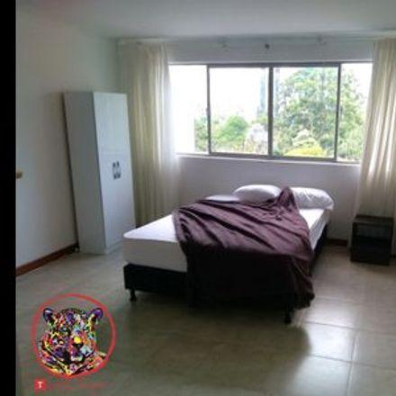 Rent this 1 bed room on Medellín in Santa María de Los Ángeles, ANTIOQUIA