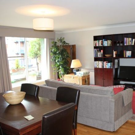 Rent this 2 bed apartment on The Harbourmaster Café in Mayor Street Lower, North Dock