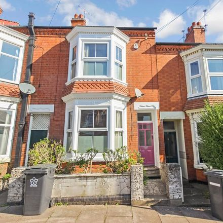 Rent this 4 bed house on Barclay Street in Leicester LE3 0JE, United Kingdom