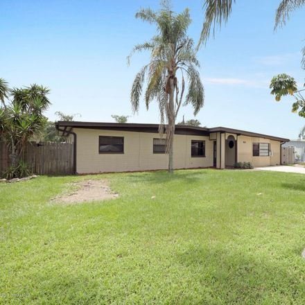 Rent this 3 bed apartment on 235 Birch Ave in Merritt Island, FL