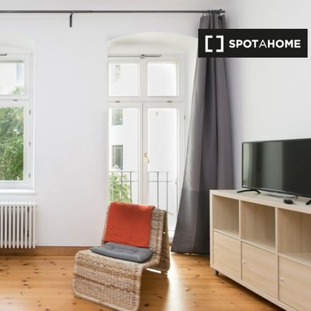 Rent this 1 bed apartment on Samariterstraße 28 in 10247 Berlin, Germany