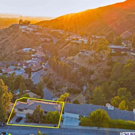 Rent this 4 bed house on 192 Wonderview Drive in Glendale, CA 91202