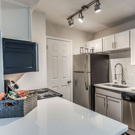 Rent this 3 bed apartment on Grogan's Mill Village Center in Randalls, 2250 Buckthorne Place