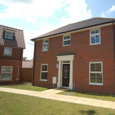 Rent this 4 bed house on Harvester Lane in West Suffolk IP28 8YR, United Kingdom