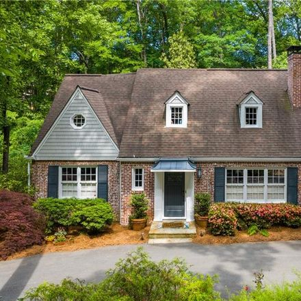 Rent this 5 bed house on Peachtree Dunwoody Rd in Atlanta, GA