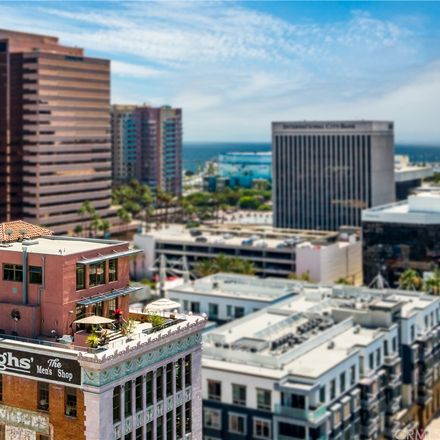 Rent this 2 bed condo on 207 Broadway in Long Beach, CA 90802