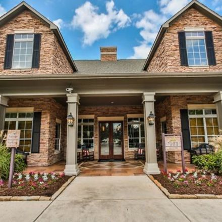 Rent this 1 bed apartment on College Park Drive in The Woodlands, TX 77384