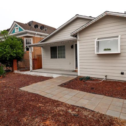 Rent this 2 bed house on 721 Delmas Avenue in San Jose, CA 95125