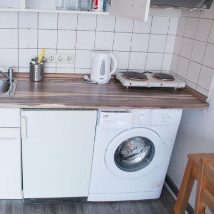 Rent this 1 bed apartment on Westfalenstraße 61 in 40472 Dusseldorf, Germany