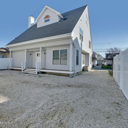 Rent this 3 bed apartment on 1703 A Street in Belmar, NJ 07719