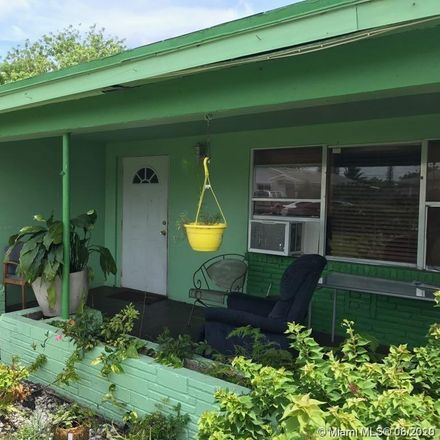 Rent this 3 bed house on 5920 Mayo Street in Hollywood, FL 33023