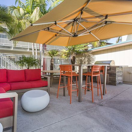 Rent this 1 bed apartment on 4457 Donald Avenue in San Diego, CA 92117