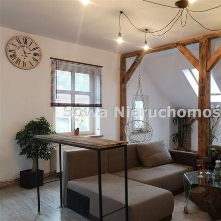 Rent this 2 bed apartment on Wałbrzyska 12 in 58-160 Świebodzice, Poland