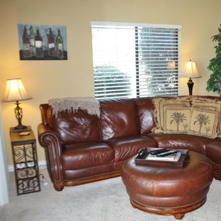 Rent this 1 bed condo on 67328 Cumbres Court in Cathedral City, CA 92234