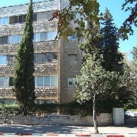 Rent this 3 bed apartment on King David 30 in Jerusalem, Israel