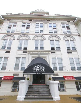 Rent this 2 bed apartment on 450 7th Street in Hoboken, NJ 07030